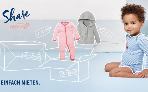 Mietservice für Kinderkleidung