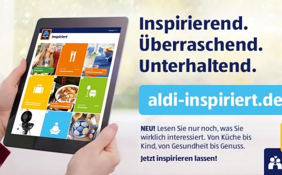 Aldi Süd: Neue Kundenplattform