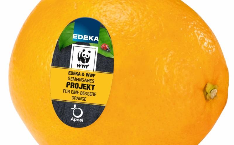 Verpackung: Apeel-Technologie wird bei Edeka ausgeweitet