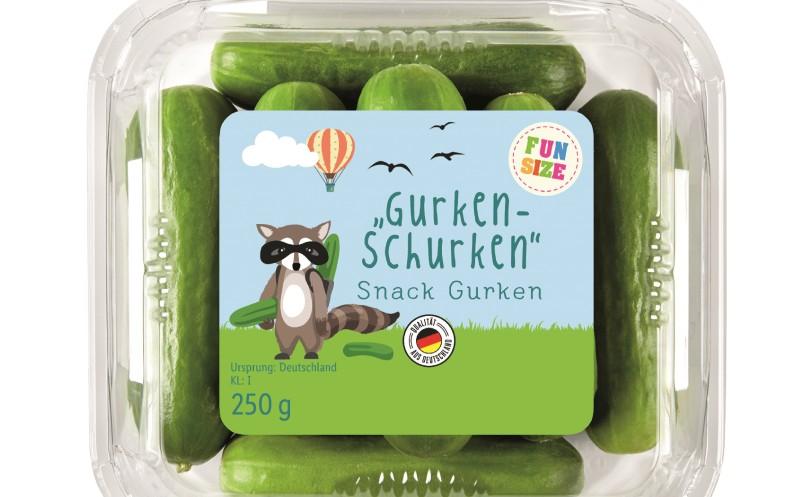 Kids-Range für Gemüse