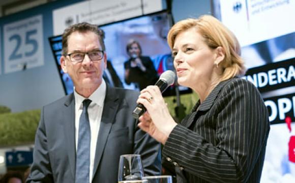 Minister Müller will Umstellung auf Fairtrade