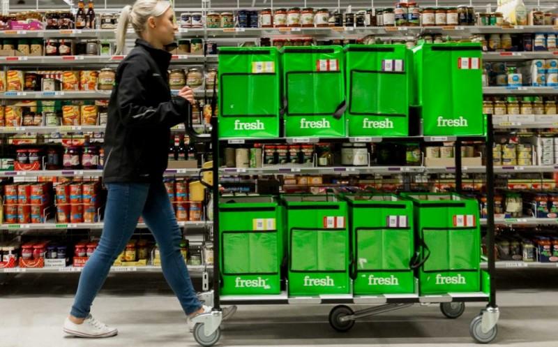 Amazon Fresh: Senkt Lieferpreise und will die Belieferung optimieren