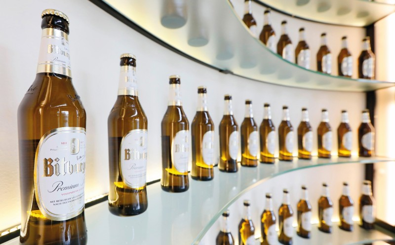 Bitburger: Testet glutenfreies Bier