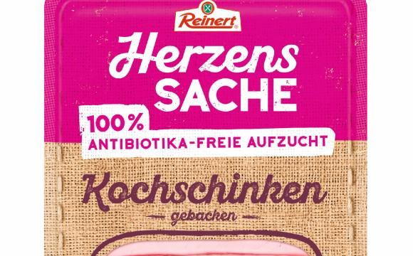 """Reinert: Erste Produkte aus Projekt """"ohne Antibiotika"""""""