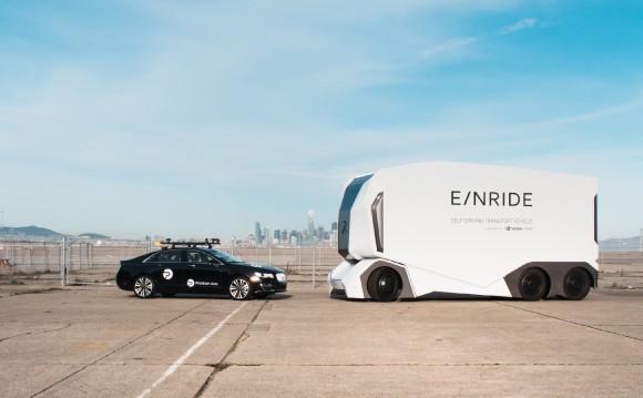 Einride: Lidl lässt Elektro- Transporter testen
