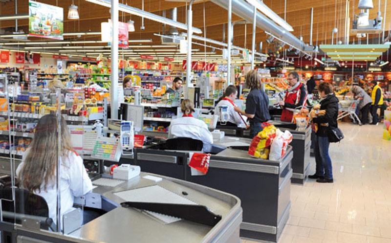 Verbraucherstimmung weiter positiv