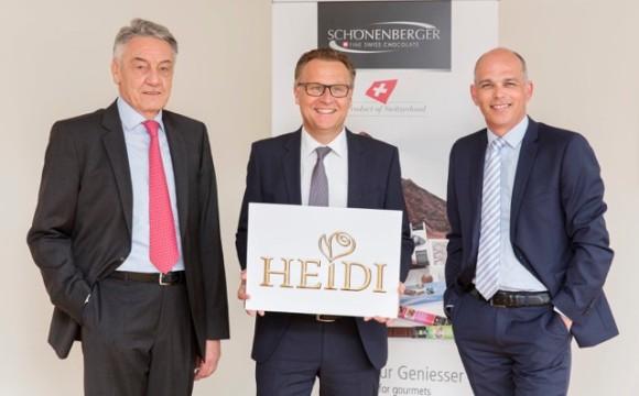 Heidi übernimmt Schönenberger in der Schweiz