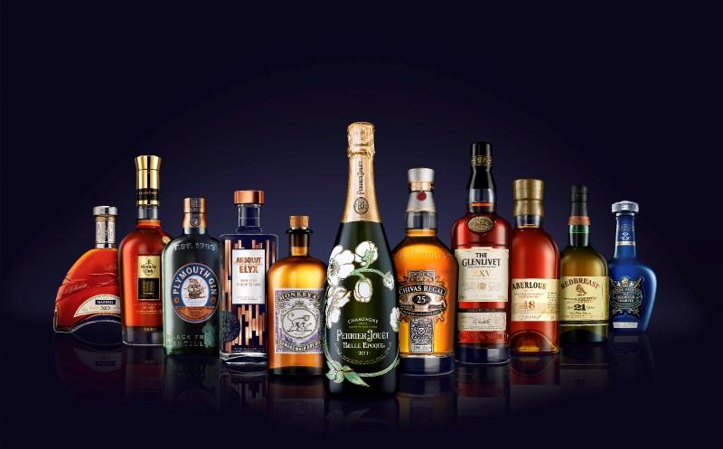 Pernod Ricard: Gewinneinbruch weniger dramatisch