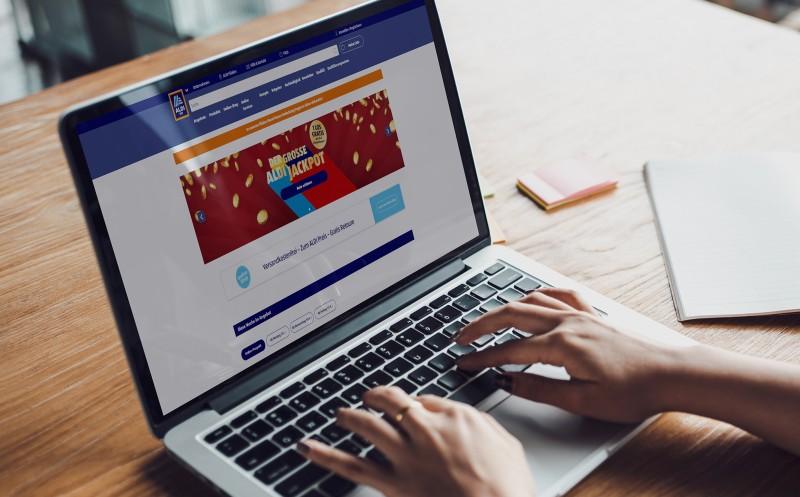 Aldi Süd: Neue Online-Services