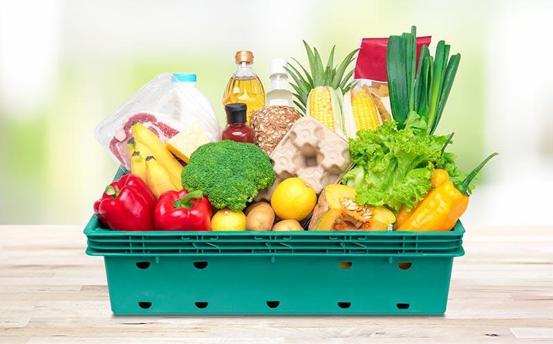 Lebensmittel-Lieferdienste: Chance für alle