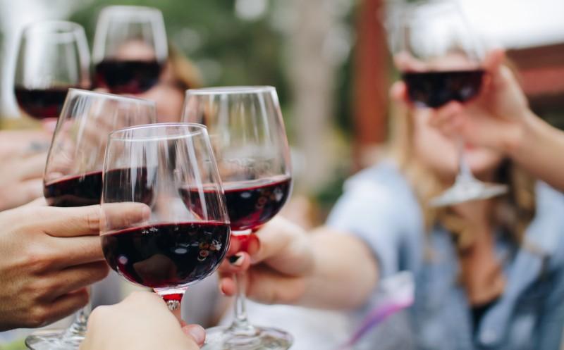 Weinerzeugung um 38 Prozent höher als im Vorjahr