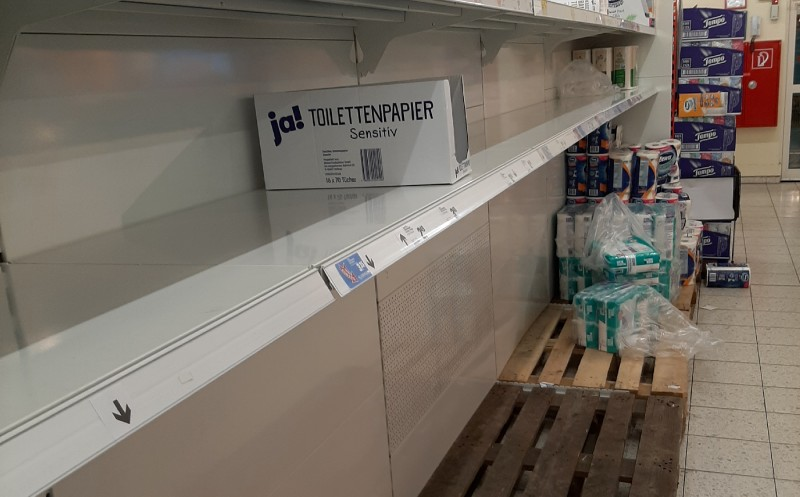 "Marktforschung Nielsen: ""Krisengewinner""?"