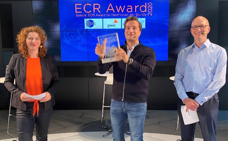 GS1 Germany: ECR-Award vergeben