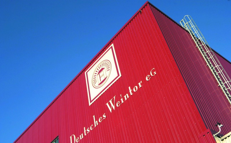 Deutsches Weintor: Fusioniert und steigert Umsatz
