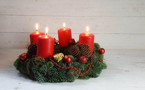 Weihnachtsgeschäft: Verhalten optimistisch