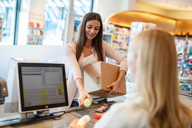 dm-Paketservice: Drogeriemarkt wird zur Paketannahme