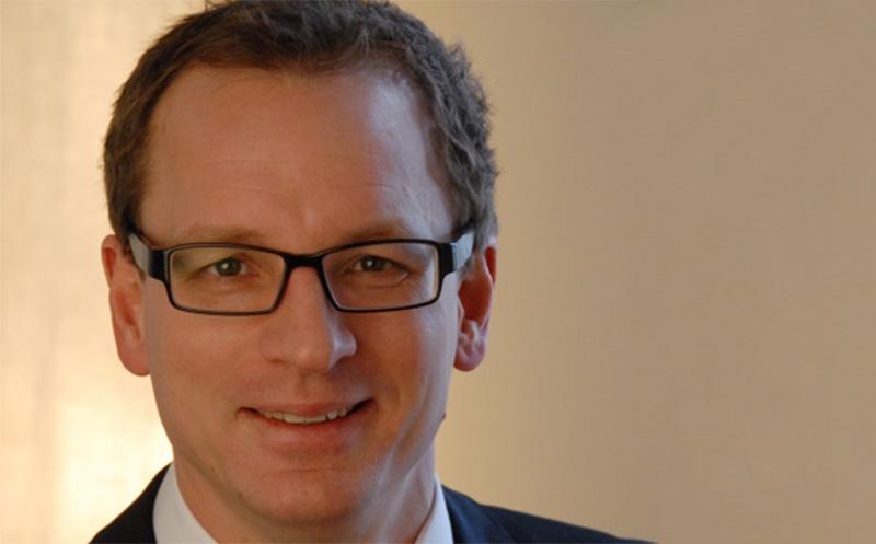 Michael Stadlmann wird Geschäftsführer