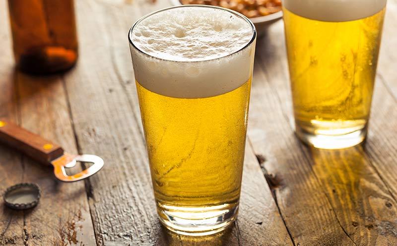 Brauwirtschaft: Bierkonsum geht um mehr als 17 Prozent zurück