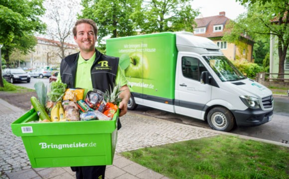 Edeka/Lufthansa: Kooperation mit Bringmeister