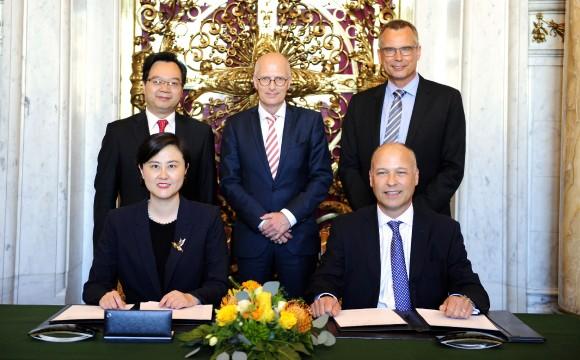 Beiersdorf: Neue Online-Kooperation in China