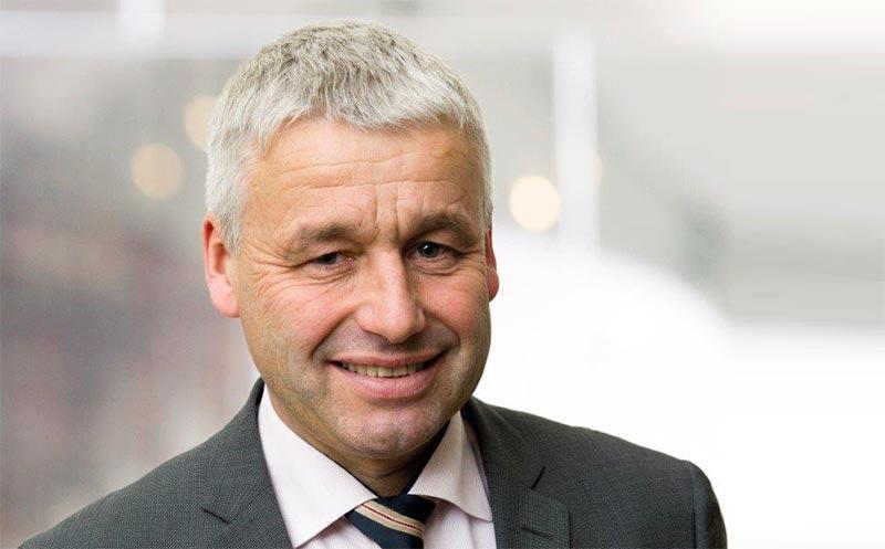 Hans Stöcker wieder im Vorstand