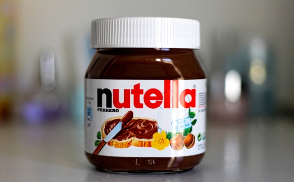 Reaktion auf Nutella-Aktion