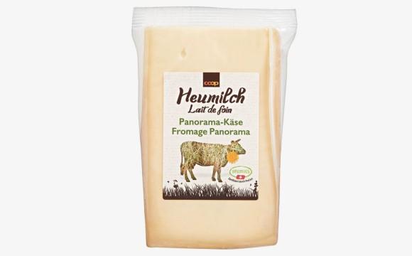 """Lanciert neue Eigenmarke """"Heumilch"""""""