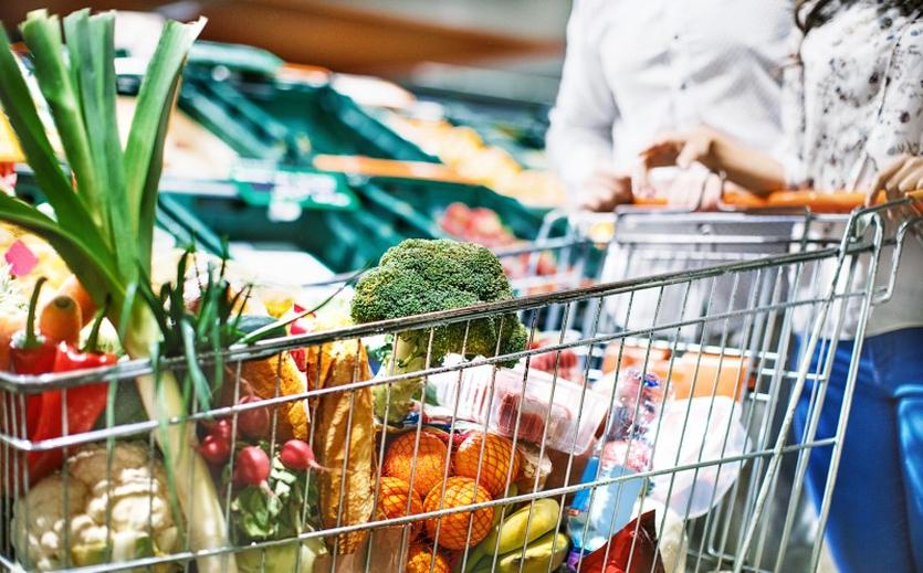 Einzelhandel im Februar: Starkes Plus durch Hamsterkäufe