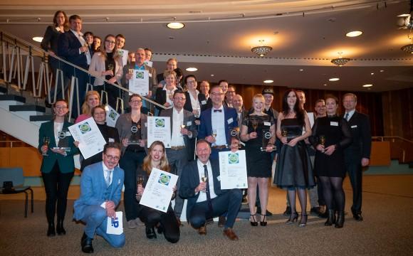 Regional-Star 2019: Preisträger in Berlin geehrt