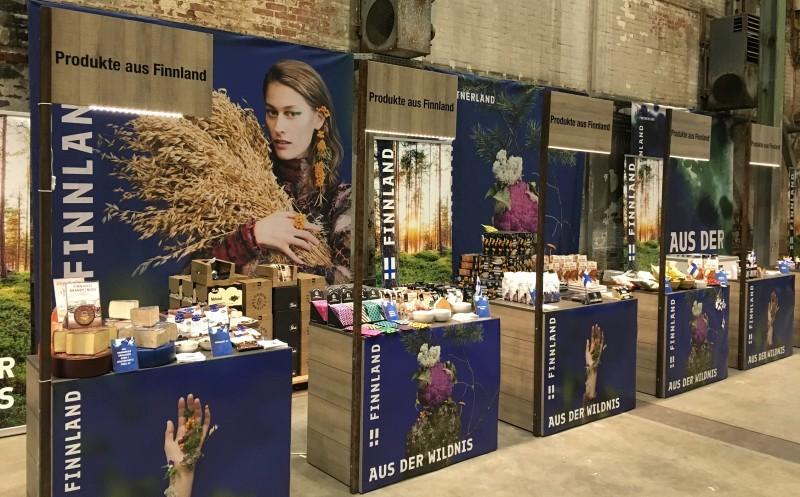 Edeka Nord: Finnische Produkte gelistet