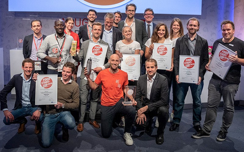 Food Start-up Award 2019: So sehen Sieger aus