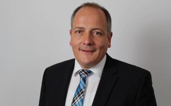 Martin Bischof ist neuer Vertriebsleiter