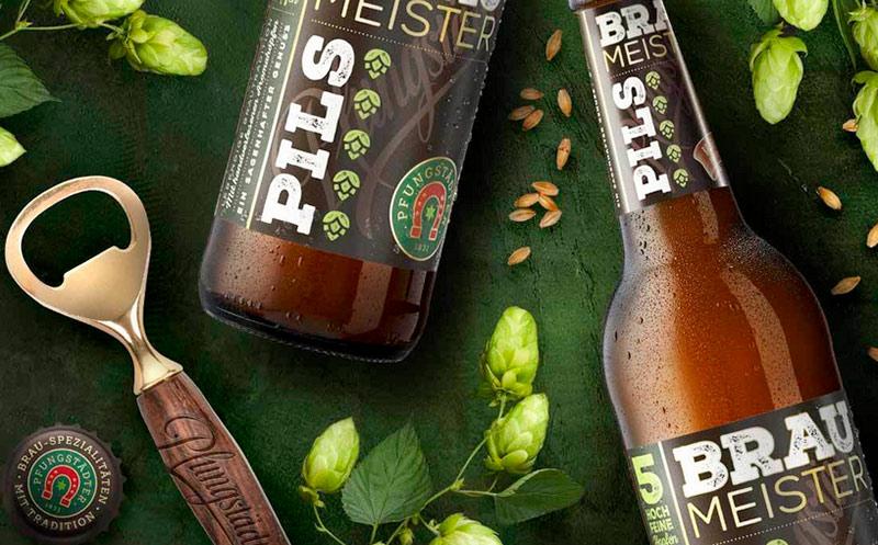 Pfungstädter Brauerei: Wohnen und Bier brauen