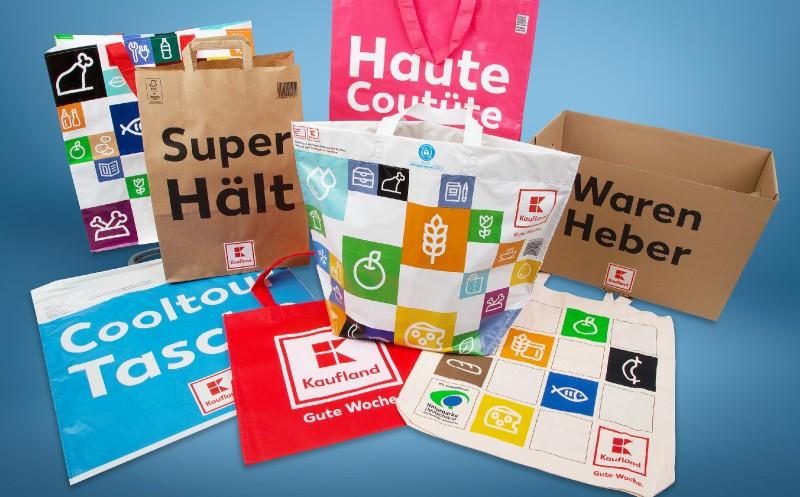 Kaufland: Verzichtet auf Plastiktüten
