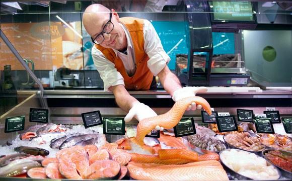 Verbraucher essen mehr Fisch