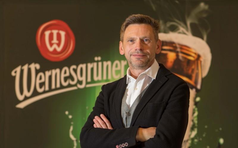 André Weltz ist neuer Marken-Chef