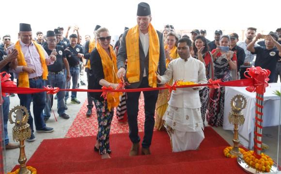 Neuer Lizenz-Partner in Nepal