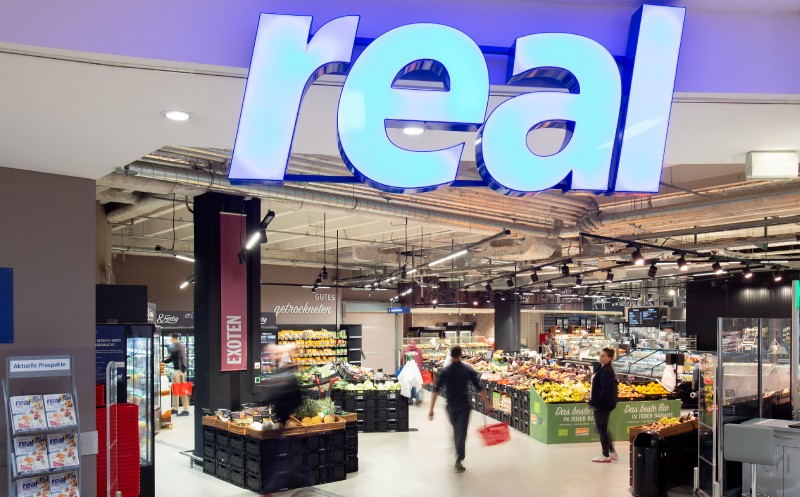 Edeka/Kaufland: Übernehmen 141 Real-Märkte
