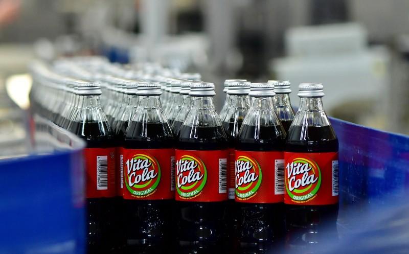 Vita Cola: Bleibt auf Kurs