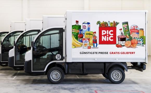 Picnic: Online-Supermarkt expandiert weiter