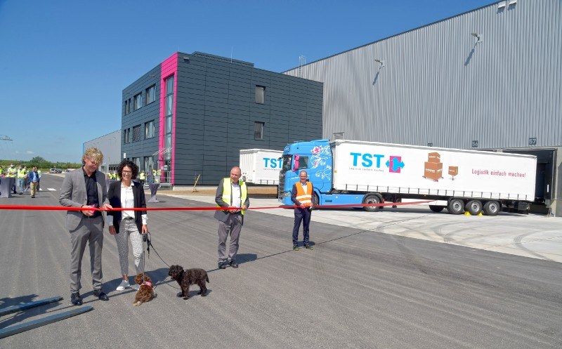 Nestlé Purina Petcare: Neuer Logistikstandort für Purina Petcare