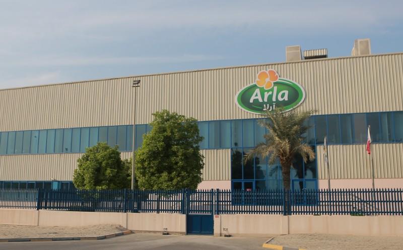 Arla Foods weiht Käsewerk in Bahrain ein