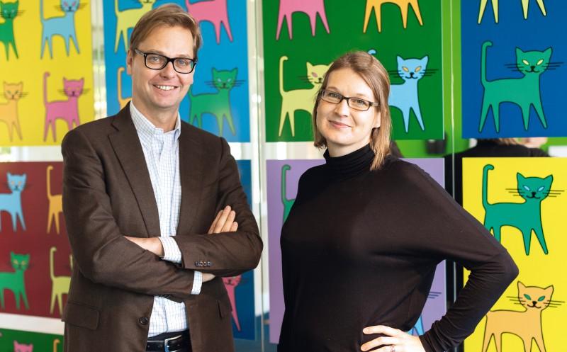 """Bastian Fassin und Anette Dierks: """"Wir sind Überzeugungstäter"""""""