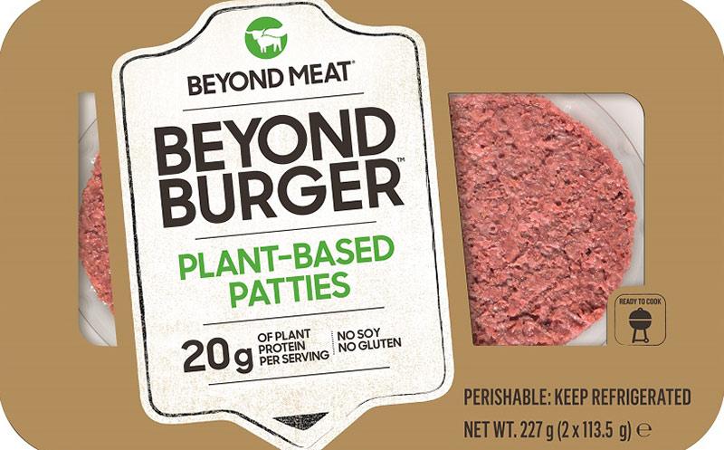 Beyond Burger : Jetzt auch bei Netto