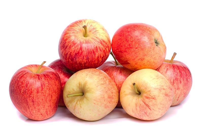 Weniger, aber süße Äpfel
