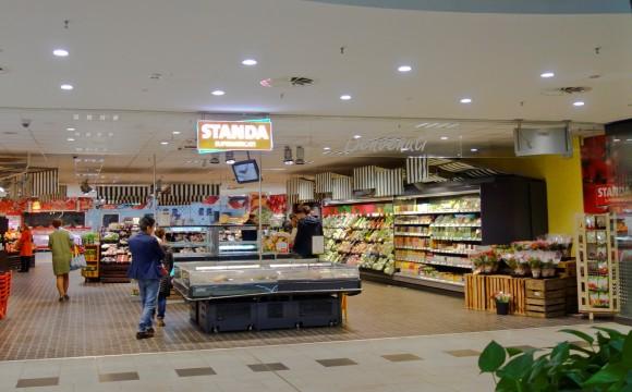 Rewe Group:Schließt Standa