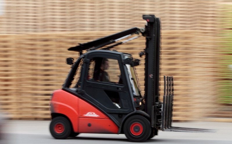 Holzpackmittelindustrie: Vorsichtig optimistisch