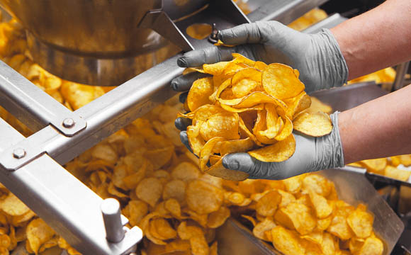 EU-Kommission : Auflagen für Chips, Pommes & Co.