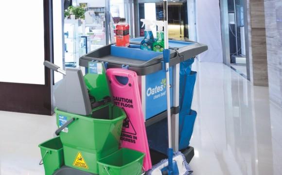 Freudenberg: Stärkt Haushaltsgeschäft