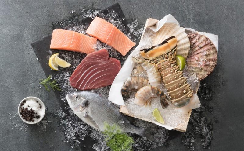 Verkauft keine gefährdeten Fischarten